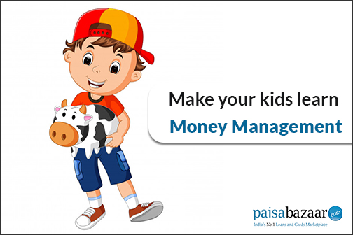 Teach Money Management to Your kids