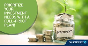 4 Step Plan to Prioritize Various Investments Needs