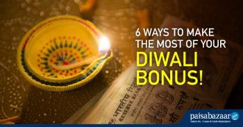 6 things you can do with your diwali bonus