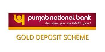 Punjab National Bank Gold Deposit Scheme