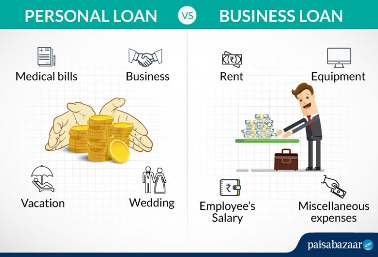 Personal Loan V S Business Loan Which Is Better For Small Business