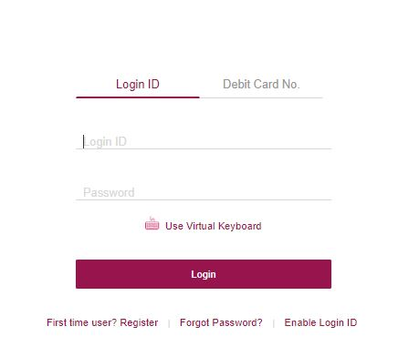 Axis Bank Login ID